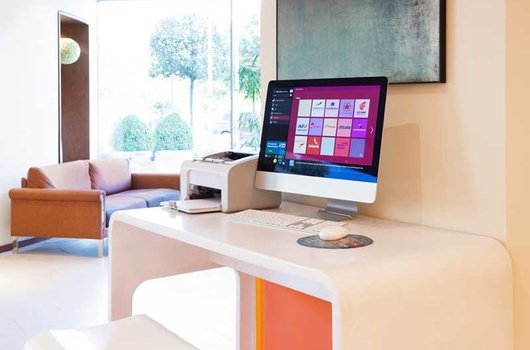 At Sercotel Valladolid we make the Business Corner service available ...
